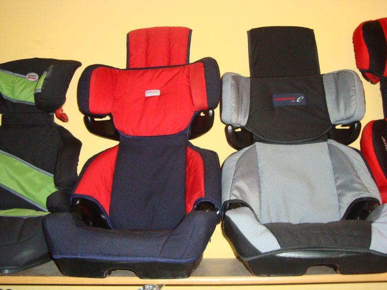 Foteliki samochodowe (1)